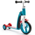 Trotineta 2-in-1 Scoot & Ride HighwayBaby + 1-4 ani, Rainbow Design