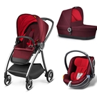 Carucior  3 in 1 Maris Dragonfirered , gb
