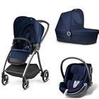Carucior  3 in 1 Maris Seaport Blue , gb