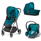 Carucior  3 in 1 Maris Capri Blue , gb