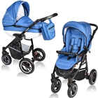 Carucior Crooner 2 in 1 Blue, Vessanti