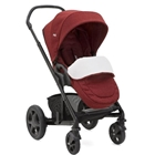 Carucior Multifunctional Chrome Deluxe Cranberry 2 in 1 Limited Edition, Joie