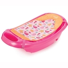 Set Cadita si Suport De Baita Splish n Splash Pink, Summer Infant