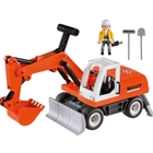 City Action Construction - Excavator , Playmobil