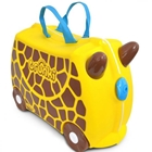 Valiza Gerry Girafa, Trunki