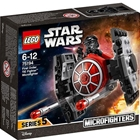 LEGO Star Wars TIE Fighter al Ordinului Intai Microfighter 75194, LEGO