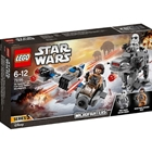 LEGO Star Wars Ski Speeder contra Walker al Ordinului Intai Microfighters 75195, LEGO