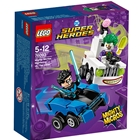 LEGO DC Super Heroes Mighty Micros Nightwing Contra The Joker 76093, LEGO