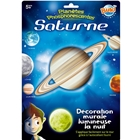 Decoratiuni de Perete Fosforescente - Saturn, Buki France