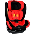 Scaun Auto cu Isofix Riola Plus Red, 0-36 kg, Crocodile