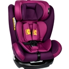 Scaun Auto cu Isofix Riola Plus Purple, 0-36 kg, Crocodile