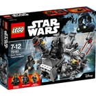 LEGO Star Wars Transformarea Darth Vader 75183, LEGO