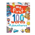 My First 100 Words - Adventures, Editura Girasol