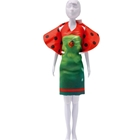 Set Croitorie Hainute de Papusi Dolly Ladybug, Dress your Doll