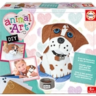 Set Creativ Animal Art Catelus, Educa