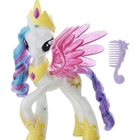 Figurina My Little Pony the Movie Glitter and Glow Princess Celestia, Hasbro