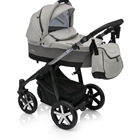 Carucior Multifunctional 2 in 1 Husky Winter 2018, Baby Design