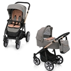 Carucior Multifunctional 2 in 1 Lupo Comfort Limited 2018, Baby Design