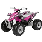 ATV Polaris Outlaw Pink Power, Peg Perego