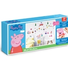 Kit Decor 39 Stickere Peppa Pig, Walltastic