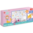 Kit Decor 56 Stickere Sirene, Walltastic