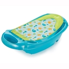 Set Cadita si Suport De Baita Splish n Splash Blue, Summer Infant