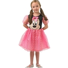 Costum Carnaval Rochita Roz Minnie Mouse, Rubies