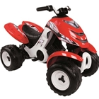 ATV Electric  X Power Rosu, Smoby