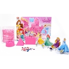 Set Nisip Kinetic Castelul Disney Princess, Canenco