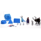 Set Nisip Kinetic Castelul Disney Frozen, Canenco