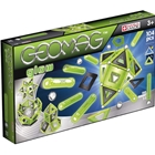 Set Constructie Magnetic Glow 104 piese, Geomag