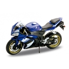 Motocicleta Yamaha YZF-R1 Model 2008 Scara 1:18 , Welly