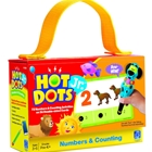 Carduri Junior Hot Dots Numerele, Educational Insights