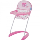 Scaun Servit Masa Papusi Doll Hight Chair Love Heart, Hauck Toys
