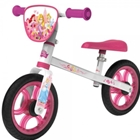 Bicicleta fara Pedale First Bike Disney Princess , Smoby