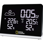 Statie Meteorologica Wireless cu Display 256 Culori, National Geographic