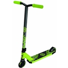 Trotineta pentru Freestyle Scooter Whip Tacker Lime Black, Madd Gear