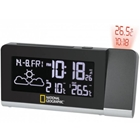 Statie Meteorologica Wireless cu Display 256 Culori si Proiector, National Geographic