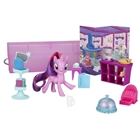 Set de Joaca My Little Pony On-the-Go - Poneiul Twilight Sparkle in Posetuta, Hasbro
