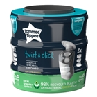 Rezerve Twist And Click, 3 buc, Tommee Tippee