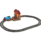 Set 2 in 1 Locomotiva Motorizata cu Sine Thomas and Friends Trackmaster, Mattel