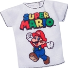 Tricou Super Mario Barbie Casual Fashion Pack, Mattel