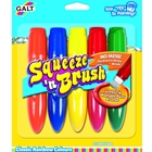 Set 5 Acuarele Lavabile Squeeze'n Brush, Galt