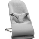 Balansoar Bliss Light Grey, 3D Jersey, BabyBjorn