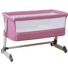 Patut Co Sleeper Clouds Pink, Asalvo