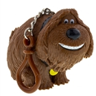 Figurina Breloc Plastic 3D Clip-On Duke, The Secret Life of Pets