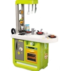 Bucatarie Electronica Cherry Verde cu Sunete, Smoby