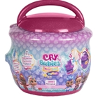 Papusa in Cutiuta Surpriza Cry Babies Magic Tears Seria Paci House Visiniu, IMC