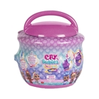 Papusa in Cutiuta Surpriza Cry Babies Magic Tears Seria Paci House Mov, IMC