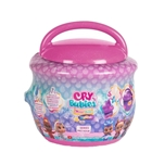 Papusa in Cutiuta Surpriza Cry Babies Magic Tears Seria Paci House Roz, IMC